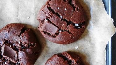 Hindistancevizli Çikolatalı Kurabiye Tarifi